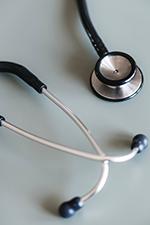 Foto stethoscoop